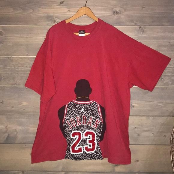 1397660c4f0 Jordan Shirts | Vintage Michael T Shirt | Poshmark